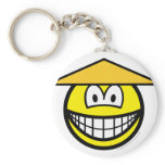 Chinese smile   keychains