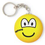 Scarface emoticon   keychains