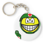 M*A*S*H smile medic  keychains