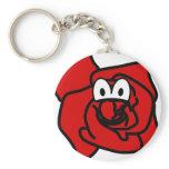 Rose buddy icon   keychains