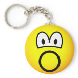 Inflatable emoticon   keychains