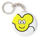 Mouse buddy icon   keychains