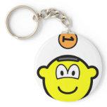 Piggy bank buddy icon   keychains