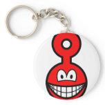 Teletubbie smile Po  keychains