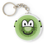 Kiwi fruit buddy icon   keychains