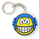 Waterpolo smile   keychains