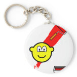 Painting with roller buddy icon   keychains
