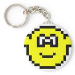 Pixel buddy icon   keychains