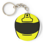 Motor cycle helmet buddy icon   keychains
