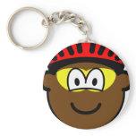 Biker buddy icon muddy  keychains