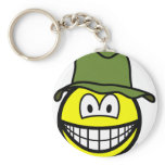Outback smile   keychains