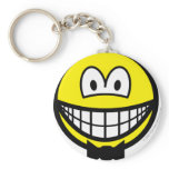 Groom smile   keychains