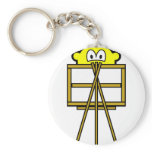 Painter buddy icon   keychains