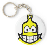 Bell smile   keychains
