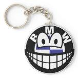 BMW smile   keychains