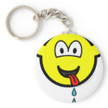 Drooling buddy icon   keychains