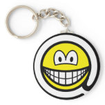 E-mail smile   keychains