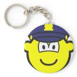 Cop buddy icon   keychains