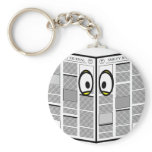 Spying emoticon   keychains