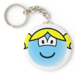 Bubbles emoticon   keychains