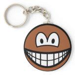 Bear smile   keychains