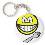 Spork smile   keychains