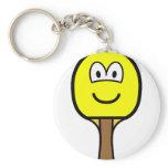 Table tennis bat buddy icon   keychains