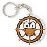 Ships wheel buddy icon   keychains