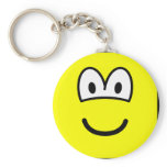 Square buddy icon   keychains