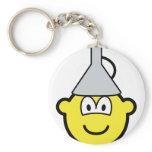 Idiot buddy icon   keychains