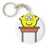 School desk buddy icon   keychains