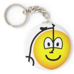 Velocipede emoticon   keychains