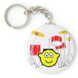 Drumstel buddy icon   keychains