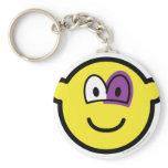 Black eyed buddy icon   keychains