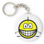 Acupuncture smile   keychains