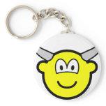 Horny buddy icon   keychains