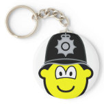English bobby buddy icon   keychains