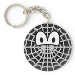 Venom Spiderman emoticon   keychains