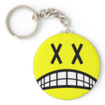 Dead smile   keychains