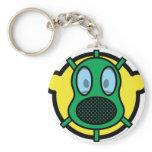 Gasmask buddy icon   keychains