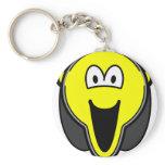 Scream buddy icon   keychains