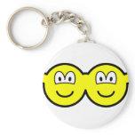 Siamese buddy icon   keychains