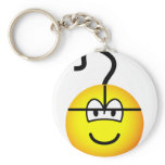 PC mouse emoticon   keychains