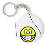 Skipping smile   keychains