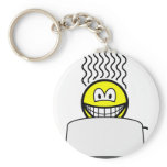 Toaster smile   keychains