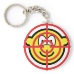 Targeted buddy icon   keychains