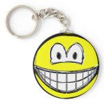 Kinder tekening smile   keychains