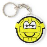 Volleyball buddy icon   keychains