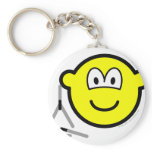 Triangle buddy icon   keychains