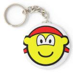 Bandana buddy icon   keychains